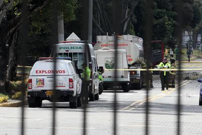 Un atentado con coche bomba dejó varios muertos y heridos.