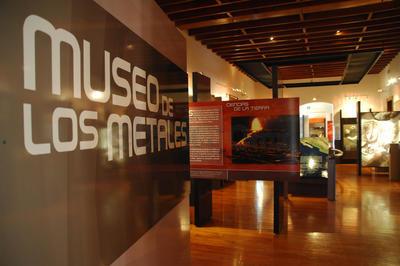Museo de los Metales de Peñoles.