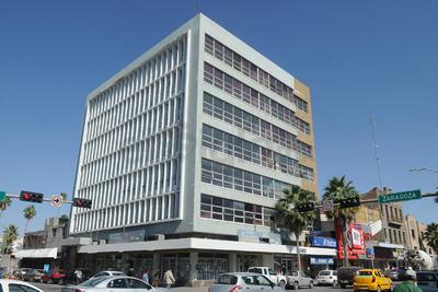 Edificio Algodonero.