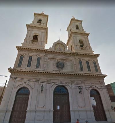 Parroquia de San Juanito.