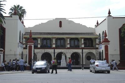 Escuela Juan de la Cruz Borrego.