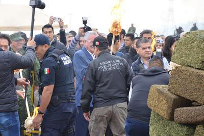 Al evento acudió el Presidente Municipal, Jorge Zermeño.