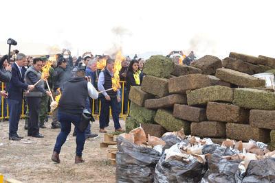 El evento fue encabezado por el gobernador del estado, Miguel Ángel Riquelme.