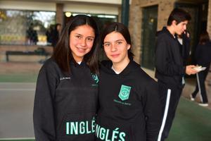 Daniela y Anelise