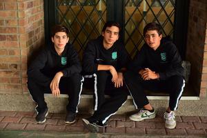 Gerónimo, Fer y Fernando