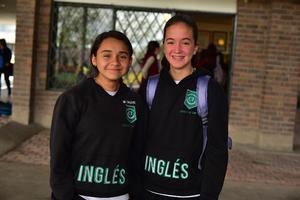 Kamila y Luciana