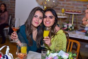 Ana Karla y Alejandra