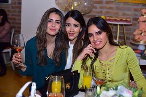 Ana Karla, Karla y Alejandra
