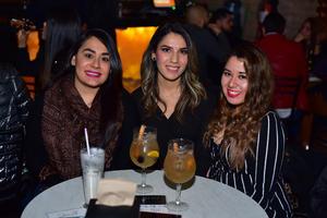 Anahi, Yamile e Ivonne