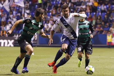 Santos no consigue sus tres puntos como visitante