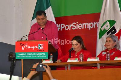 Es la segunda vez que Olmos preside este comité.