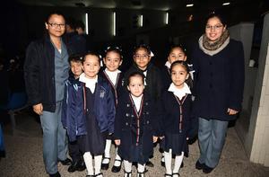 21012019 Claudia, Alexia, Nuvia, Carmen, Sofía, Tere y Miriam.