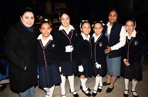21012019 José, Isabela, Tania, Valeria, Natalia, Poleth, Isabela y Elena.