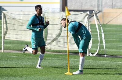 Guerreros reanudan entrenamientos en el Corona