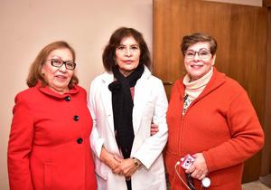 22012019 María Luisa Umaña Fuentes, Alejandra Vázquez Flores y Ana Margarita Garnier M.