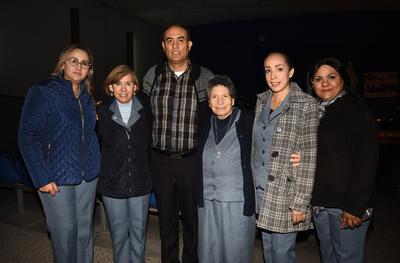 24012019 JRosa, Juanita, Julio, Petrita, Carolina y Rosa.