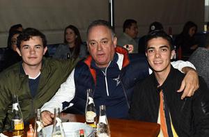 25012019 Gerardo, Gerardo y Sebastián.