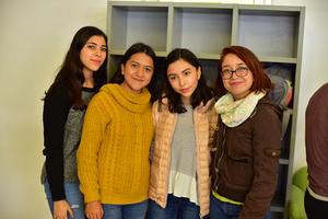 25012019 Melissa, Yanely, Claudia y Ana Lisset.