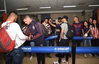 Chivas suma 9 puntos en el Clausura 2019