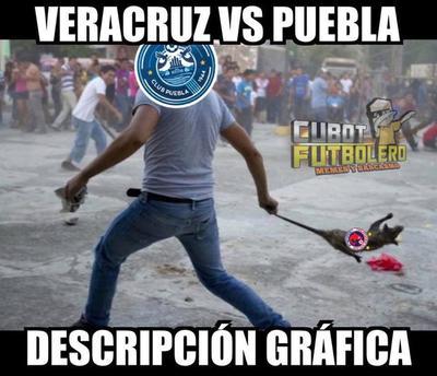 El 'Jarochito' desata los memes de la jornada 4