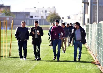 'Tata' visita a los Guerreros en el TSM