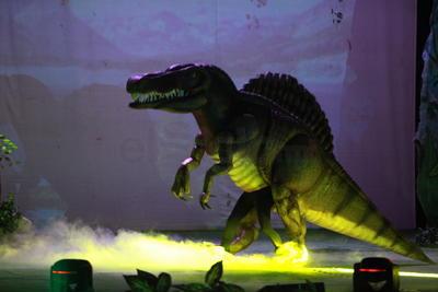 Como parte de la gira de la producción por territorio nacional y Centroamérica se presentaron dos funciones de este divertido y misterioso 'show'.
