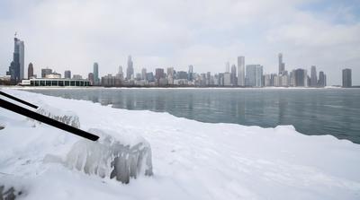 La ola de frío se prolongará durante las próximas horas.