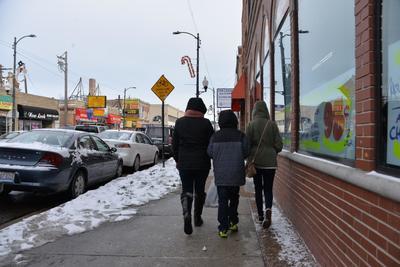 Millones de personas se han visto afectadas por las temperaturas congelantes.