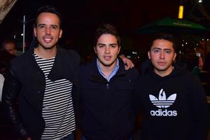 30012019 Héctor, Cano y Víctor.