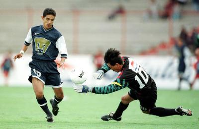 El guardameta originario de Morelos debutó en 1980 con el conjunto del Zacatepec; en la Primera División mexicana también defendió los colores del Cruz Azul, del Puebla y cerró su carrera con el equipo mexiquense Toros Neza; en tanto que con la playera de la selección participó en el Mundial disputado en México en 1986.