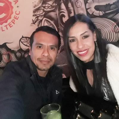 Adrián y Rocío.