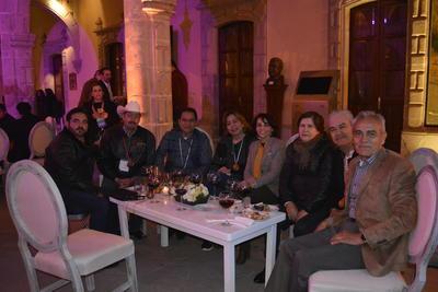 Bienvenida de invitados  a reunión Ordinaria de la Concanaco