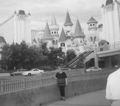 24022019 Sra. Graciela Lara de Rivera en Las Vegas, Nevada.