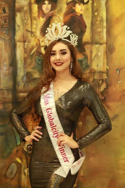 Giselle Nuñez, Miss Global City 2018.