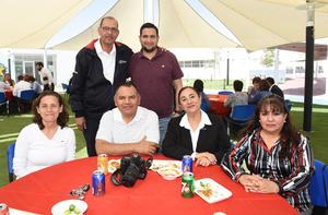 27022019 Tere, Guillermo, Rosy, Maly, Víctor y Eduardo.