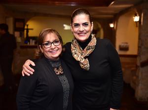 Estela y Carmen