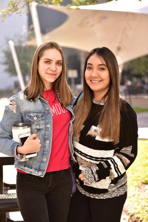Ana Paula y Dulce