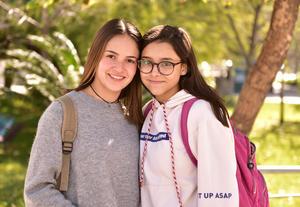 Ximena y Nicole
