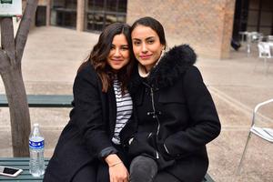 Brenda y Luisa