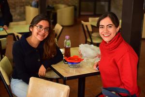 Shaidani y Paola