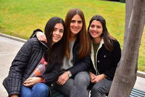 Sofia, Natalia y Ana Karla