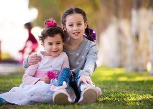 Ainhoa e Isabel Guadalupe Kamp Leal