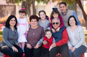 Familia Leal Belausteguigoitia