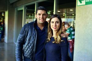Gerardo y Ana Cristina