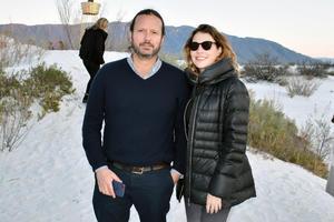 Eduardo Prieto y Andrea de la Torre