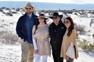 Fernando Veyan, Marifer Perez, Fernando Perez Cano y Liza Cantu de Perez Cano