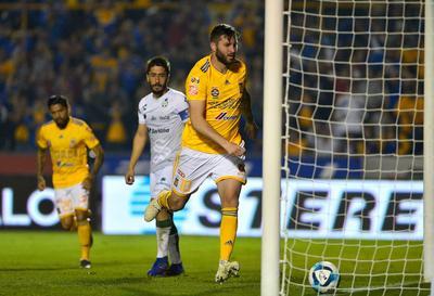 El marcador final fue 2-1, en favor de los Tigres.