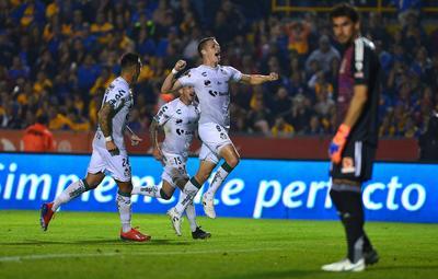 Santos consiguió anotar una ocasión.