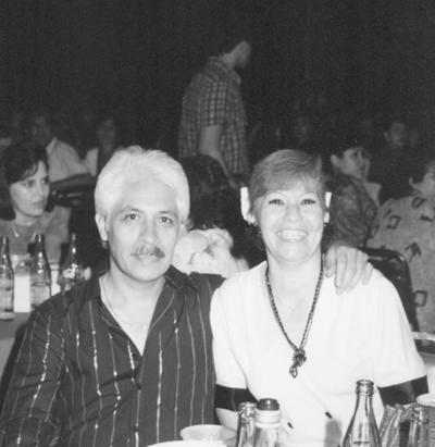 Daniel Vázquez y Lita de Vázquez, hace 25 años.
