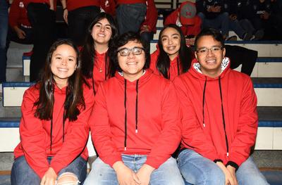 07022019 David, Valeria, Mariana, Ana y Hugo.